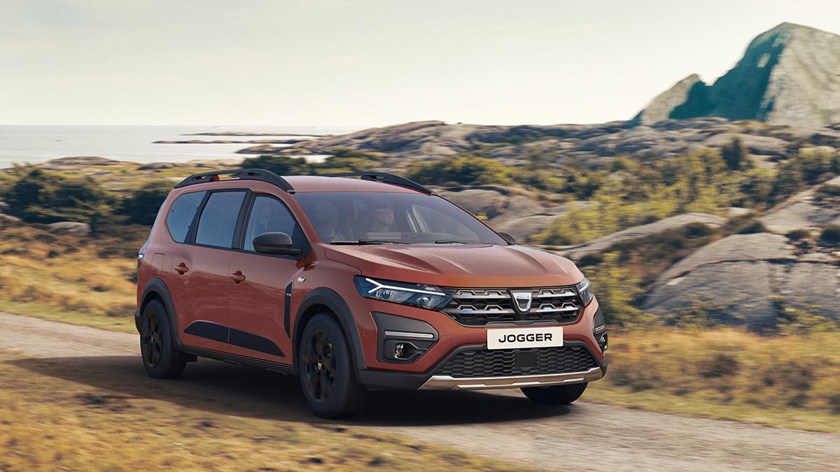 Dacia Jogger 2021: una nueva berlina familiar con hasta siete plazas