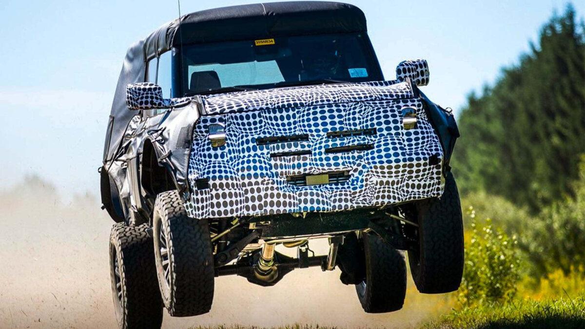 El nuevo Ford Bronco Raptor está en camino, ¿qué podemos esperar de la variante más radical del todoterreno estadounidense?