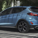 Ford Fiesta Active 2022 restyling