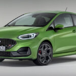 Ford Fiesta ST 2022 restyling