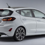 Ford Fiesta ST Line 2022 restyling