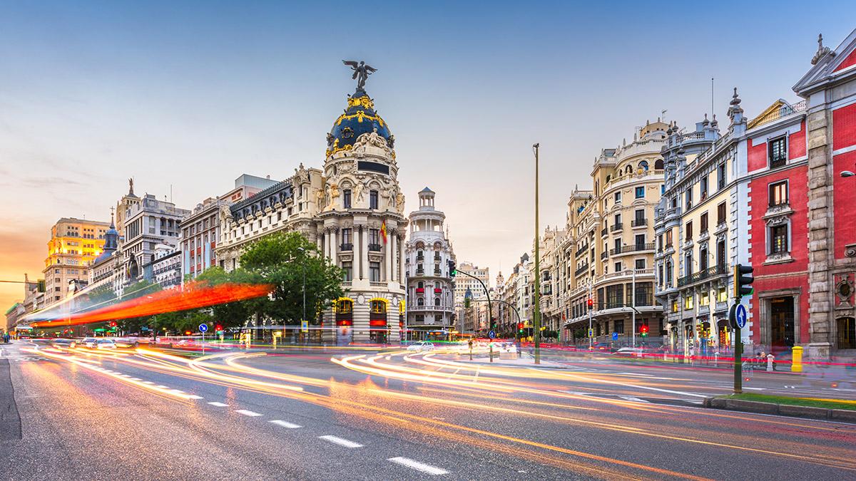 Madrid Centro Distrito Centro