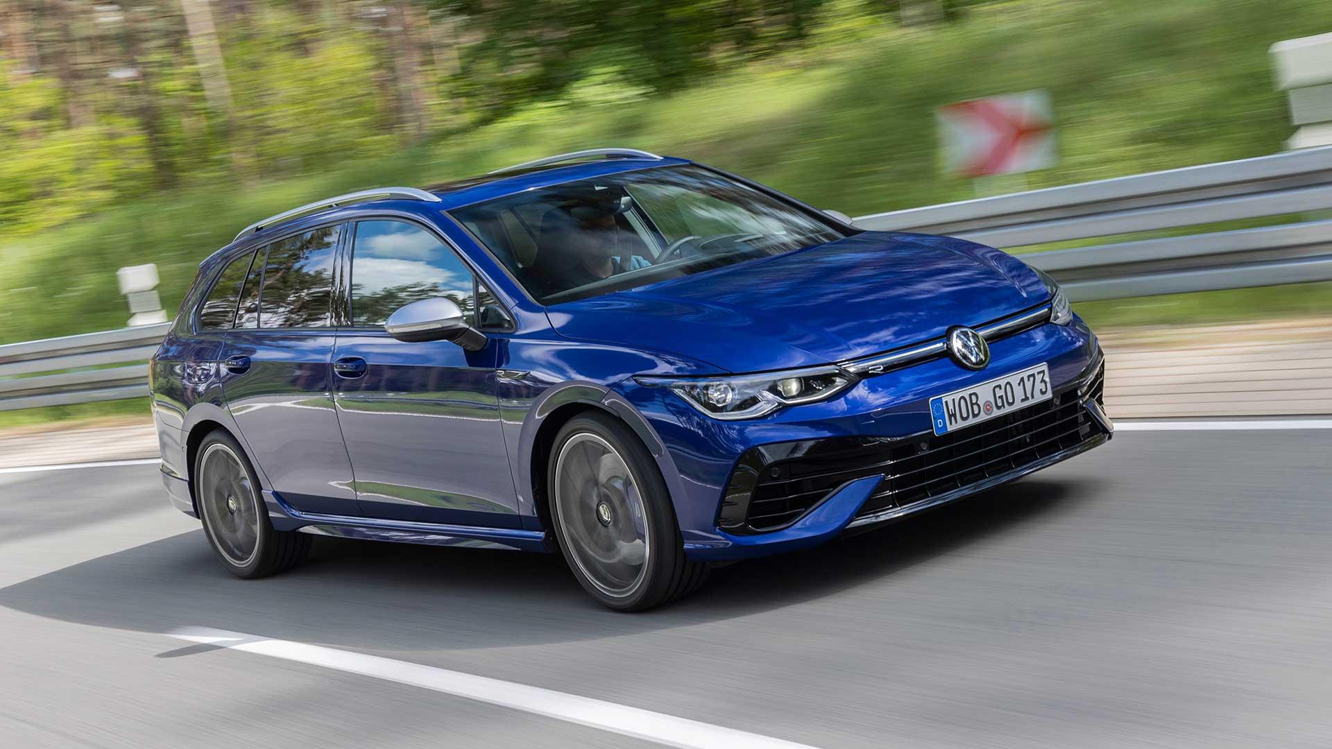 Nuevo Volkswagen Golf Variant R 2021: estos son sus precios para España