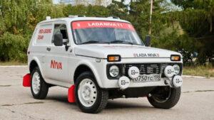 Lada Niva 4×4 Dakar Classic 2022