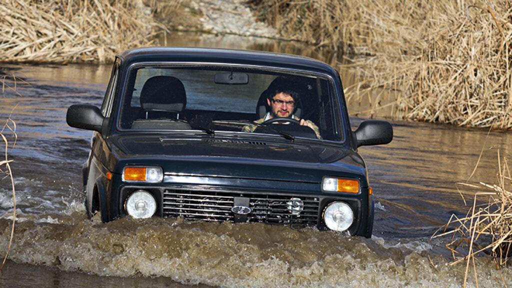 Lada Niva 4x4 Vadeo