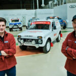 Lada Niva 4x4 Dakar Classic 2022