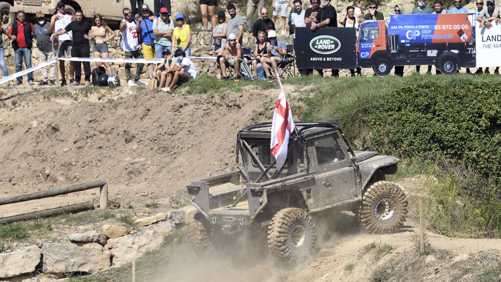 Land Rover Party Super Track