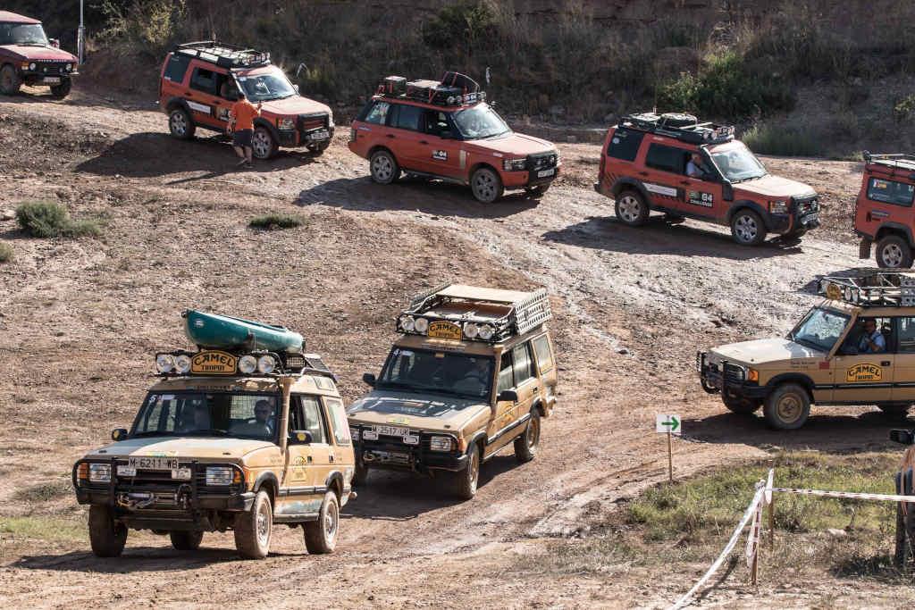 Land Rover Party llega del 24 al 26 de septiembre a Les Comes