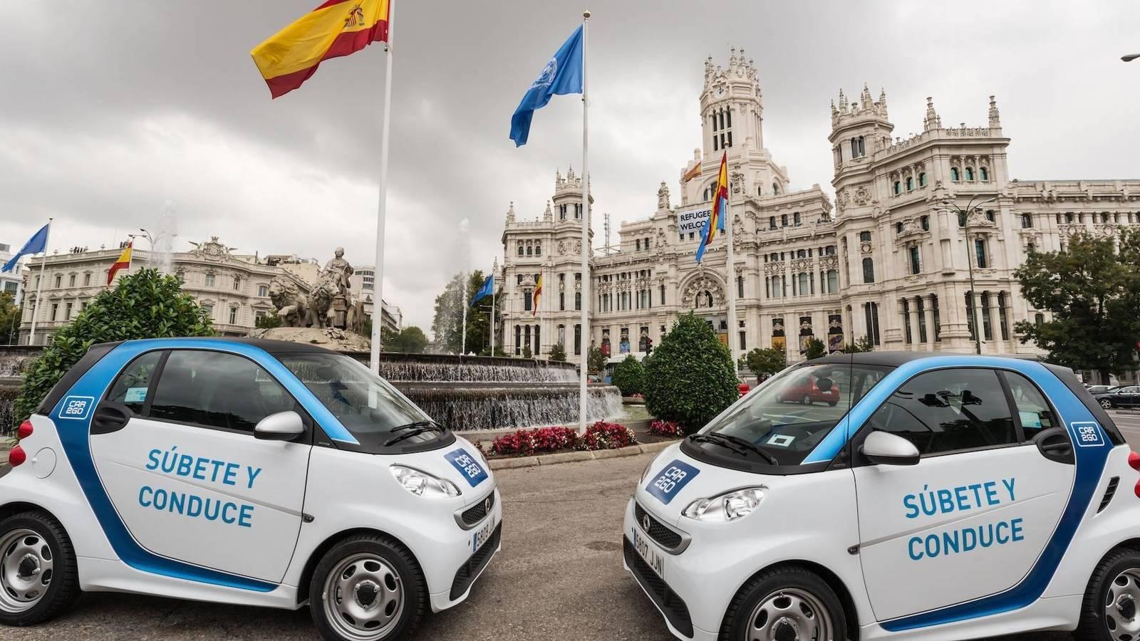 Bono Medioambiental de la Comunidad de Madrid para gastar en carsharing y motosharing, ¿cómo solicitarlo?