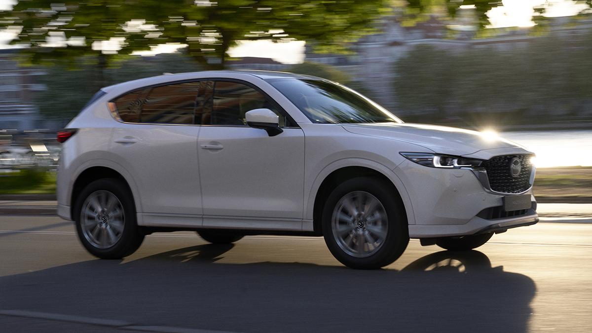 Mazda CX-5 2022: even more premium