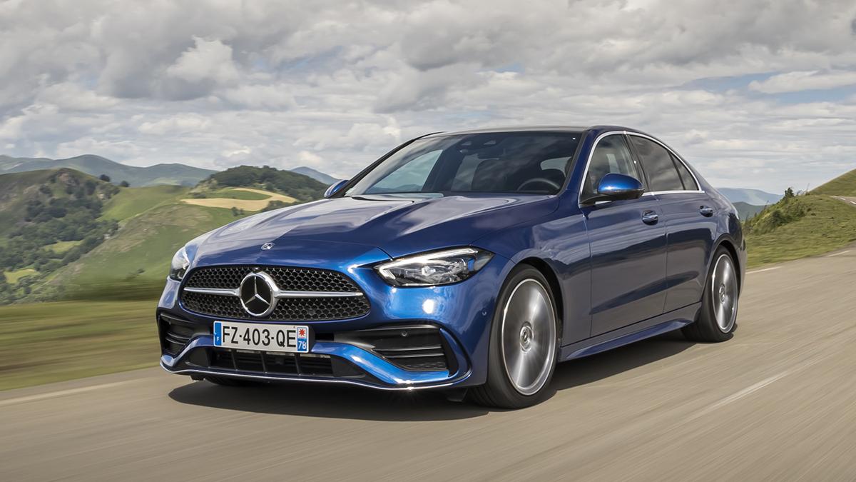Nuevo Mercedes-Benz C 200 d 2021: llega a España el diésel más accesible