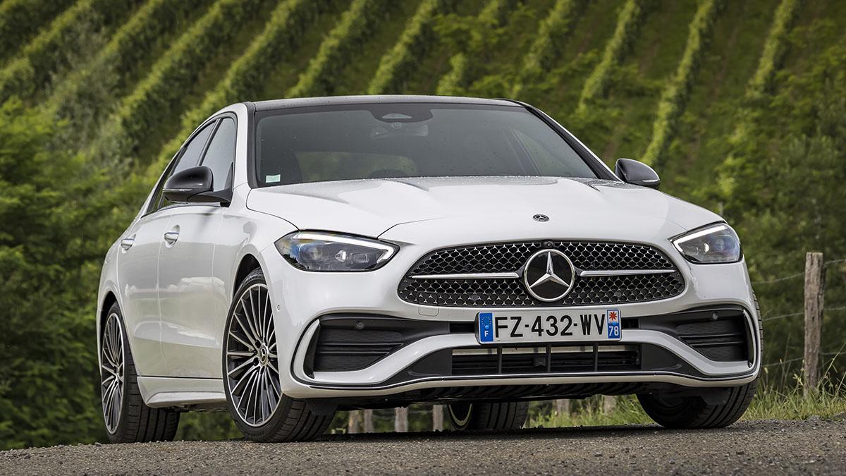 Nuevo Mercedes-Benz Clase C 2021: el motor diésel, ahora con tracción total