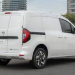 Nissan Townstar eléctrica