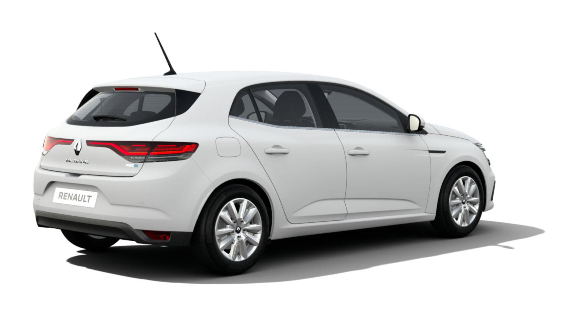 Renault Megane E-TECH perfil
