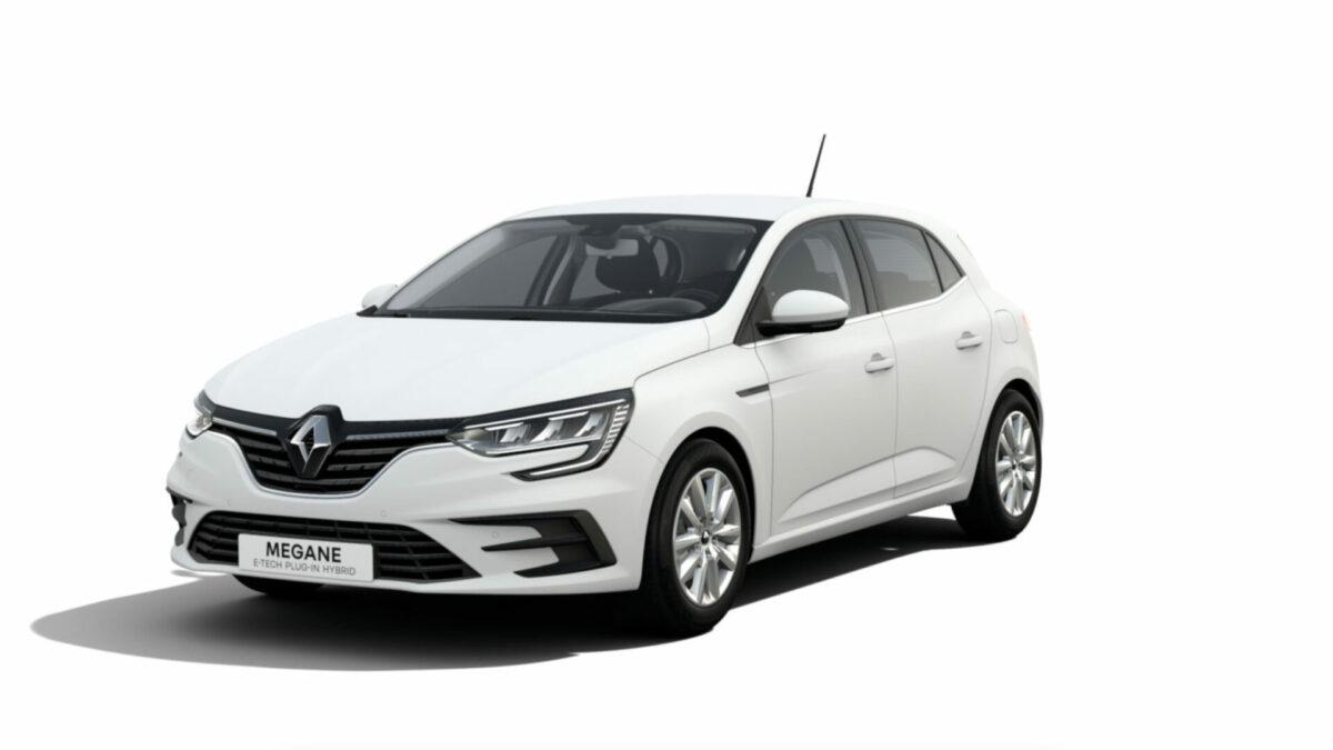 El nuevo Renault Megane E-TECH híbrido enchufable en oferta, por 179 euros al mes