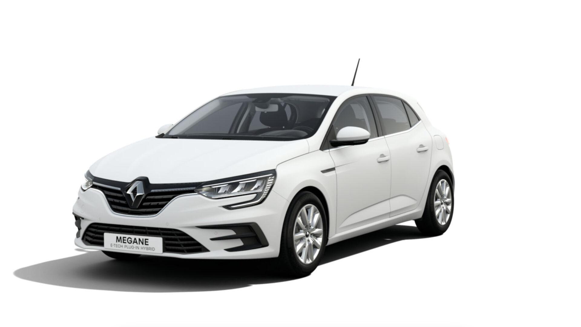 Nuevo Renault Mégane E-TECH 2021 híbrido enchufable en oferta, por 179 euros al mes