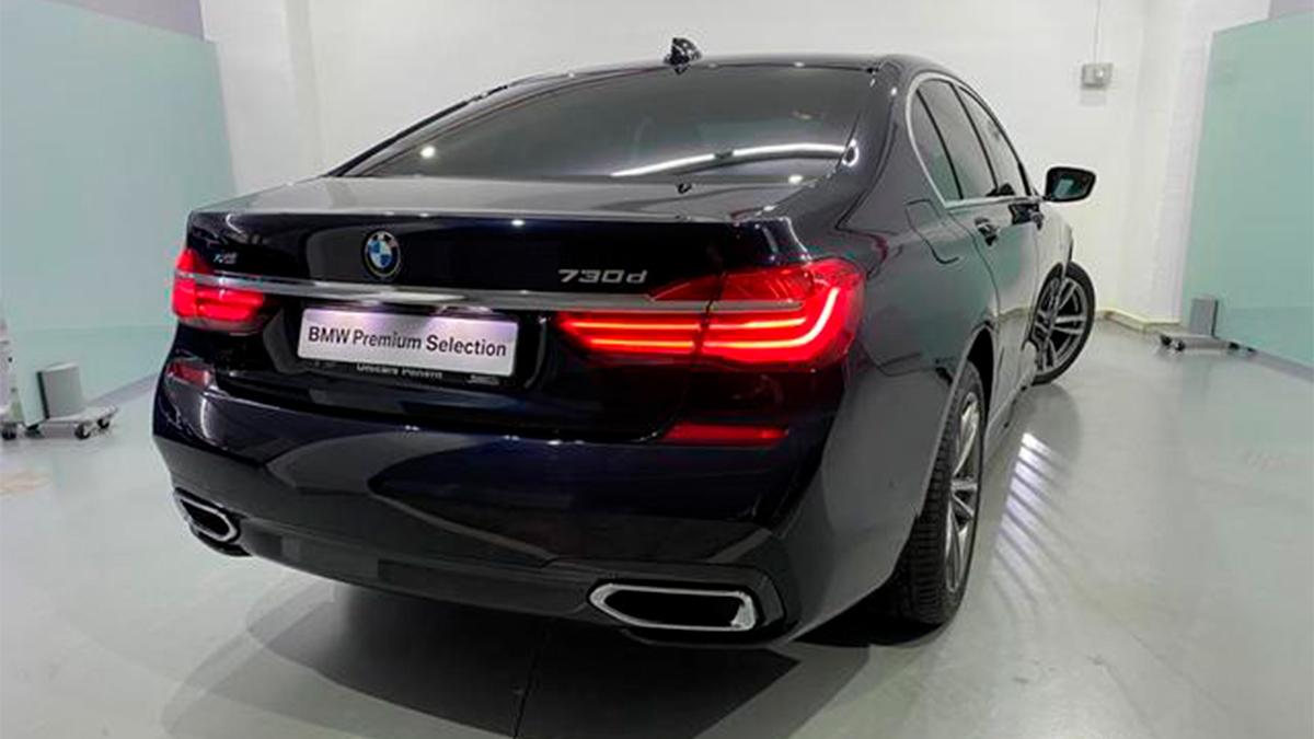 oferta BMW Serie 7