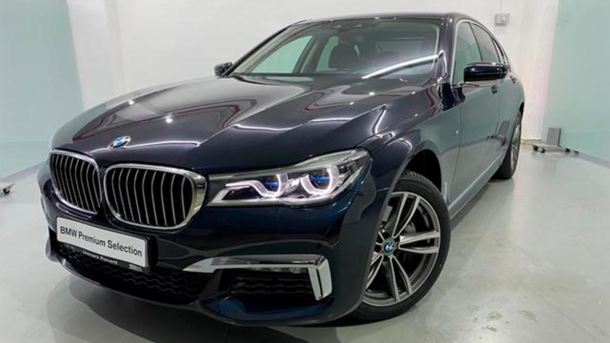 ¡Increíble! Los BMW Serie 7 de Km0… ¡con más 60.000 euros de rebaja!