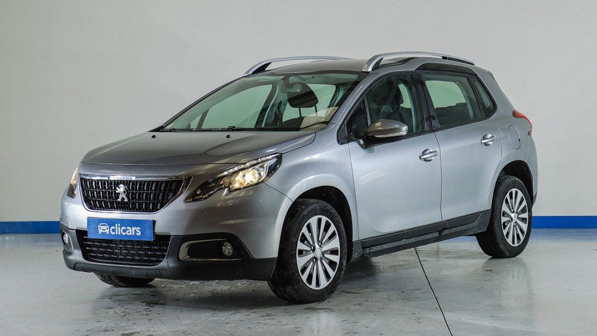 ¿Dónde encontrar un Peugeot 2008 de segunda mano?