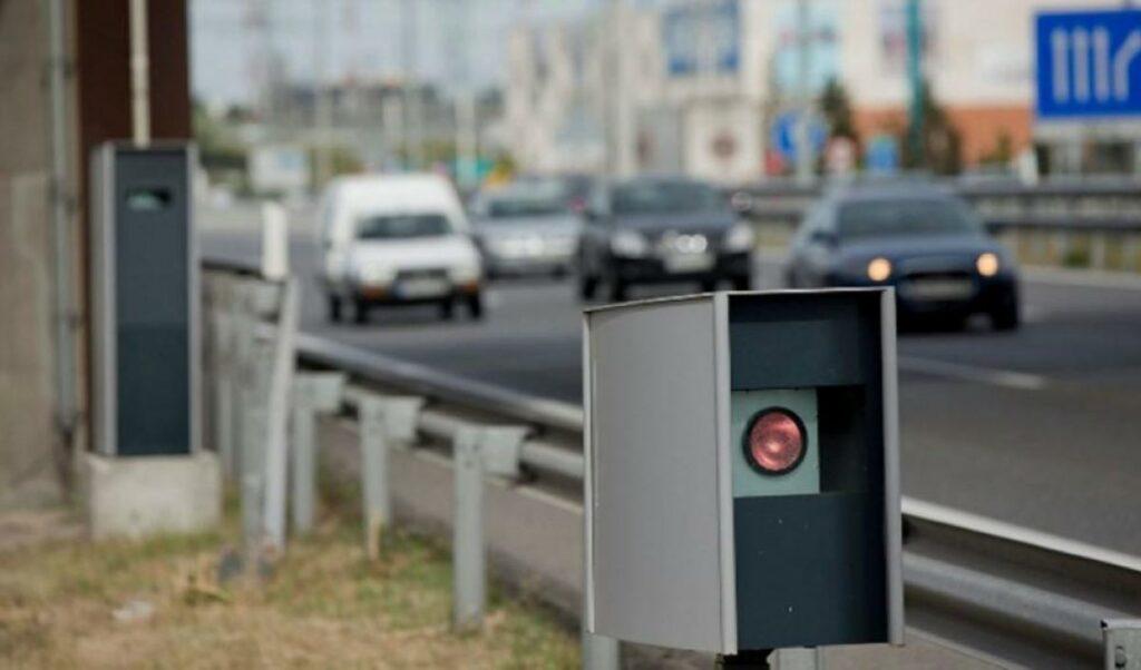 Radares de velocidad: estos son los 10 cinemómetros que más multan en Madrid