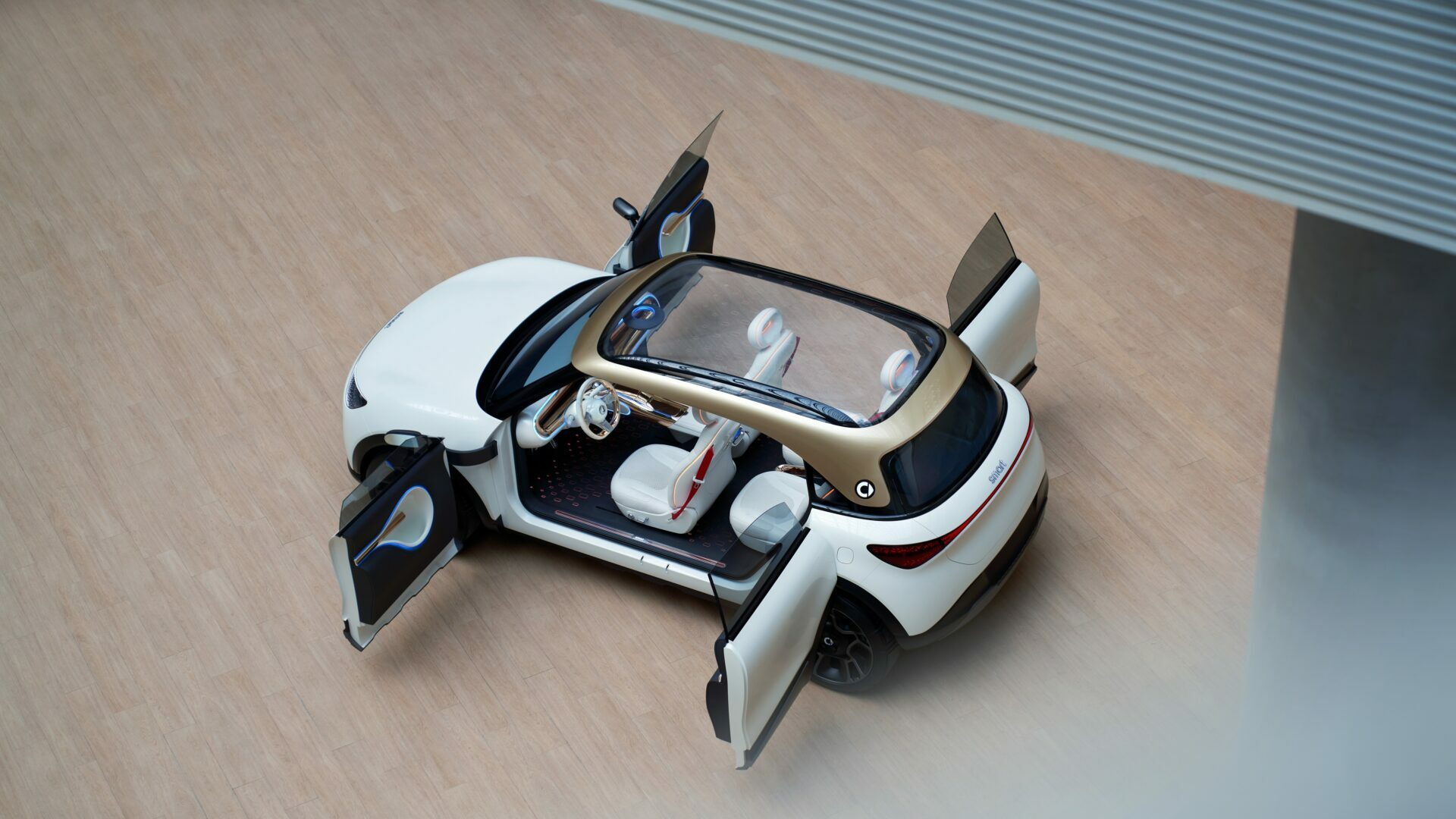 Nuevo Smart Concept #1: este SUV llegará a finales de 2022