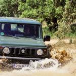 Prueba Suzuki Jimny Pro