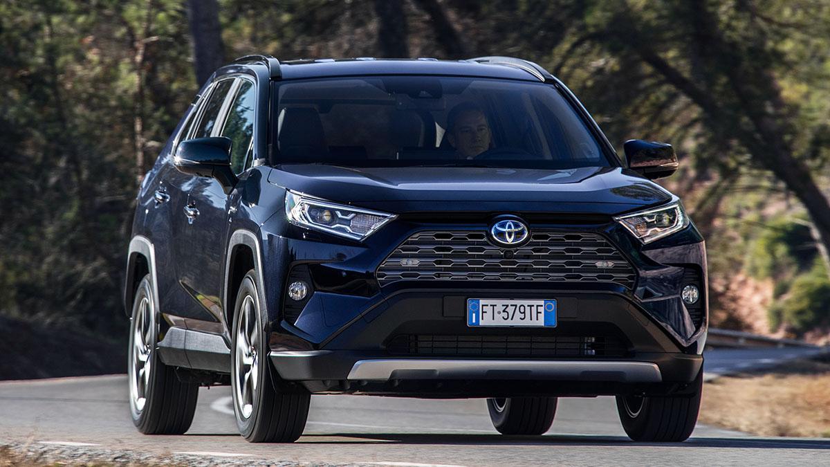 Toyota RAV4 2021: un SUV híbrido de 218 CV, ¡por 32.951 euros!