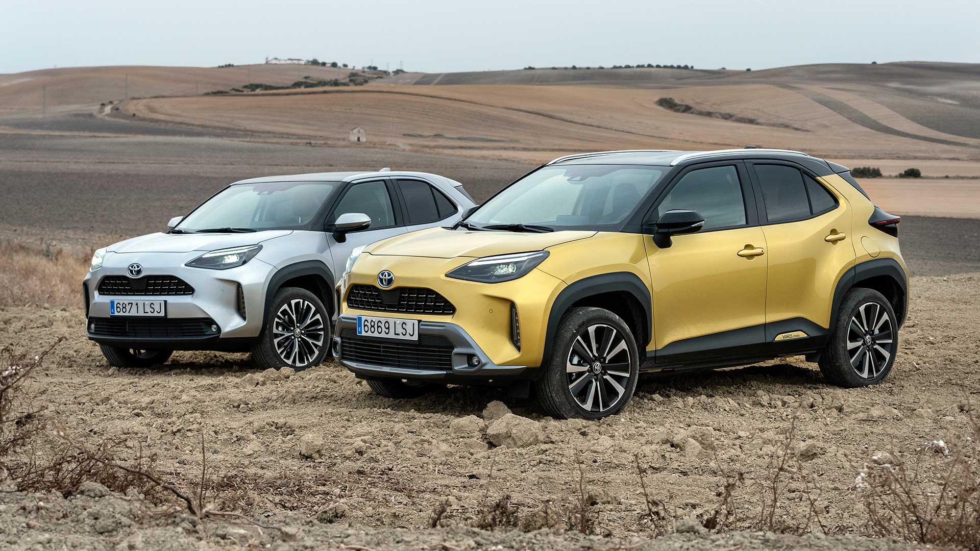 Toyota Yaris Cross 2021: el nuevo SUV híbrido ya está disponible