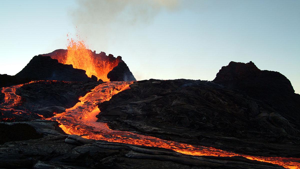 volcan erupcion