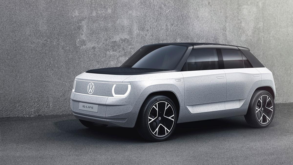 Nuevo Volkswagen ID. Life: así será el futuro SUV compacto de la marca alemana
