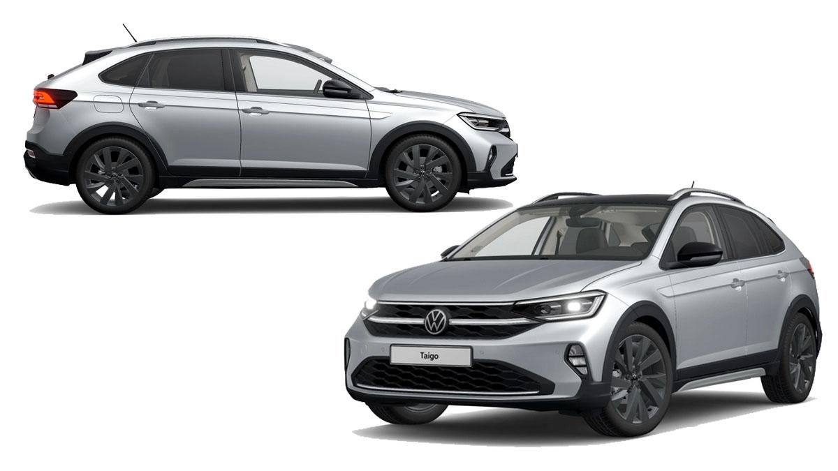 Nuevo Volkswagen Taigo 2022: precios y equipamientos para España