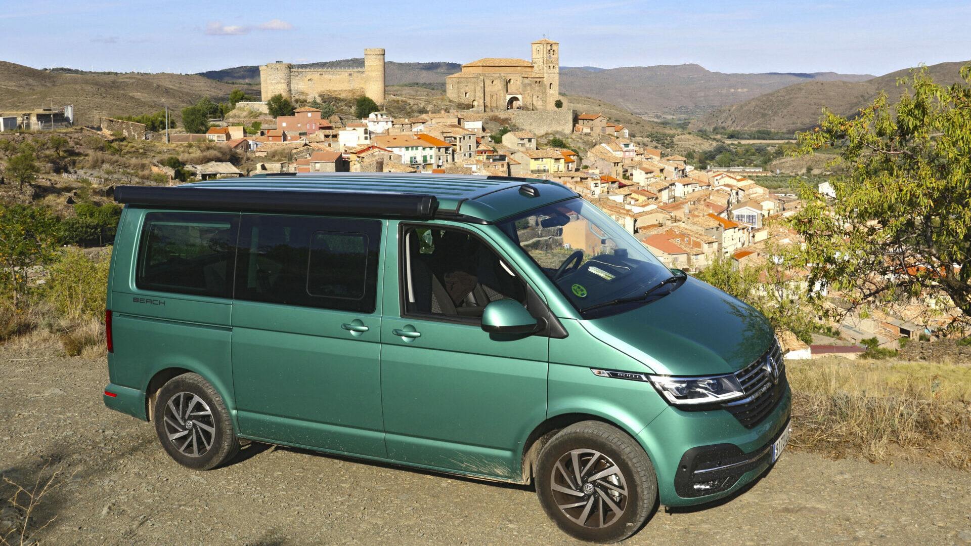 Rutas en autocaravana: La Rioja rural y jurásica