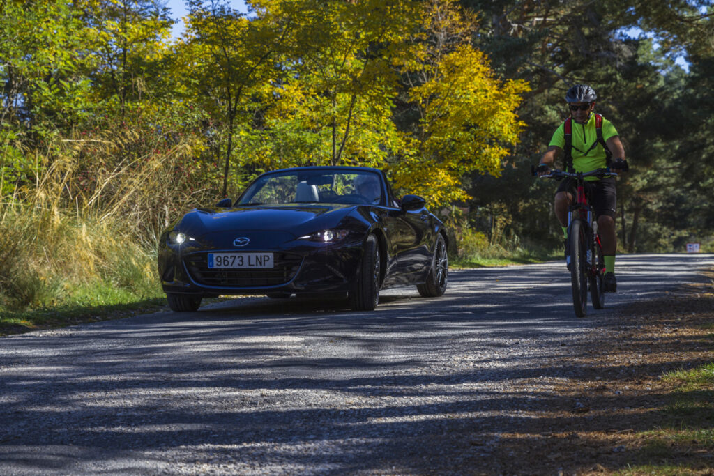 España en cabrio (IV): Segovia, el otoño es mejor en cabrio