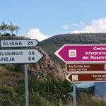 06 Teruel Alto Maestrazgo A 1702 Ruta silencio 36