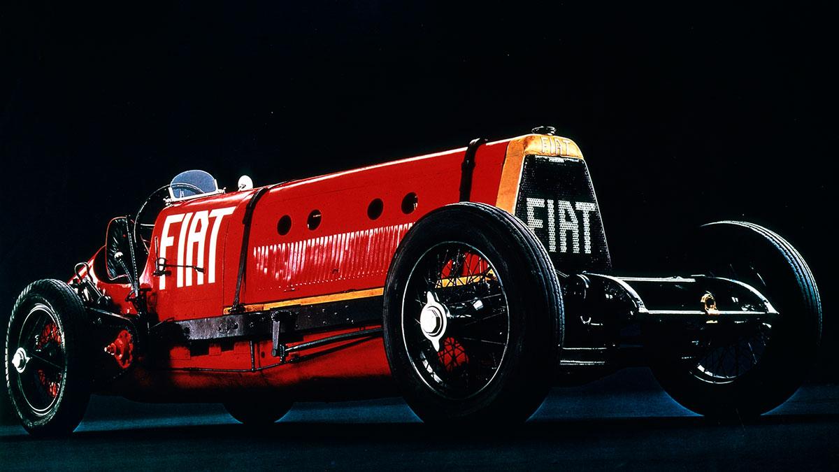 Fiat Mefistofele: el demonio de los récords