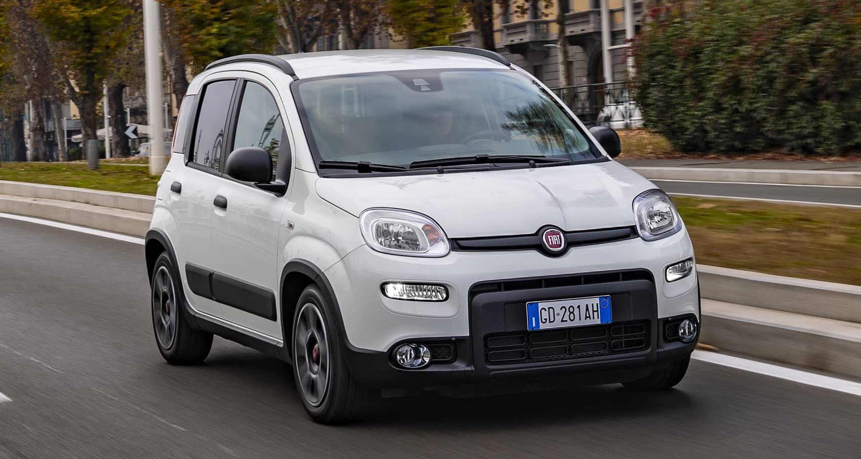 El Fiat Panda City Life con etiqueta ECO en oferta, por solo 79 euros al mes