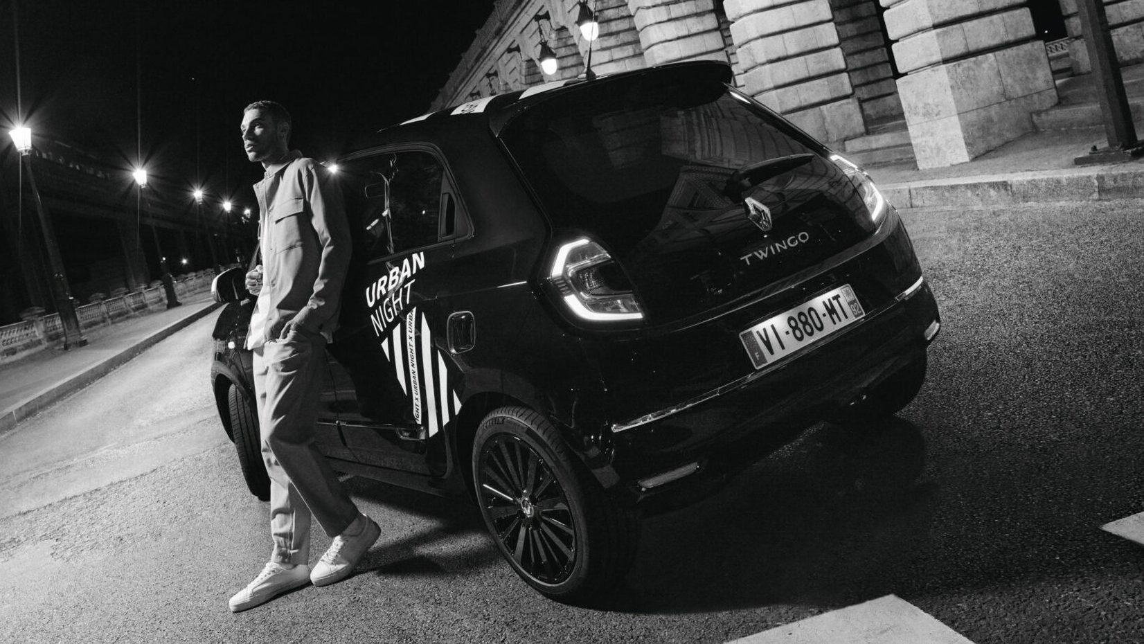 Nuevo Renault Twingo Urban Night 2021: una serie limitada con equipamiento exclusivo