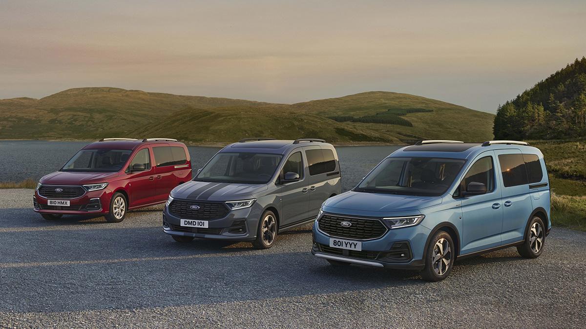 Nuevo Ford Tourneo Connect 2022: más versátil y tecnológico