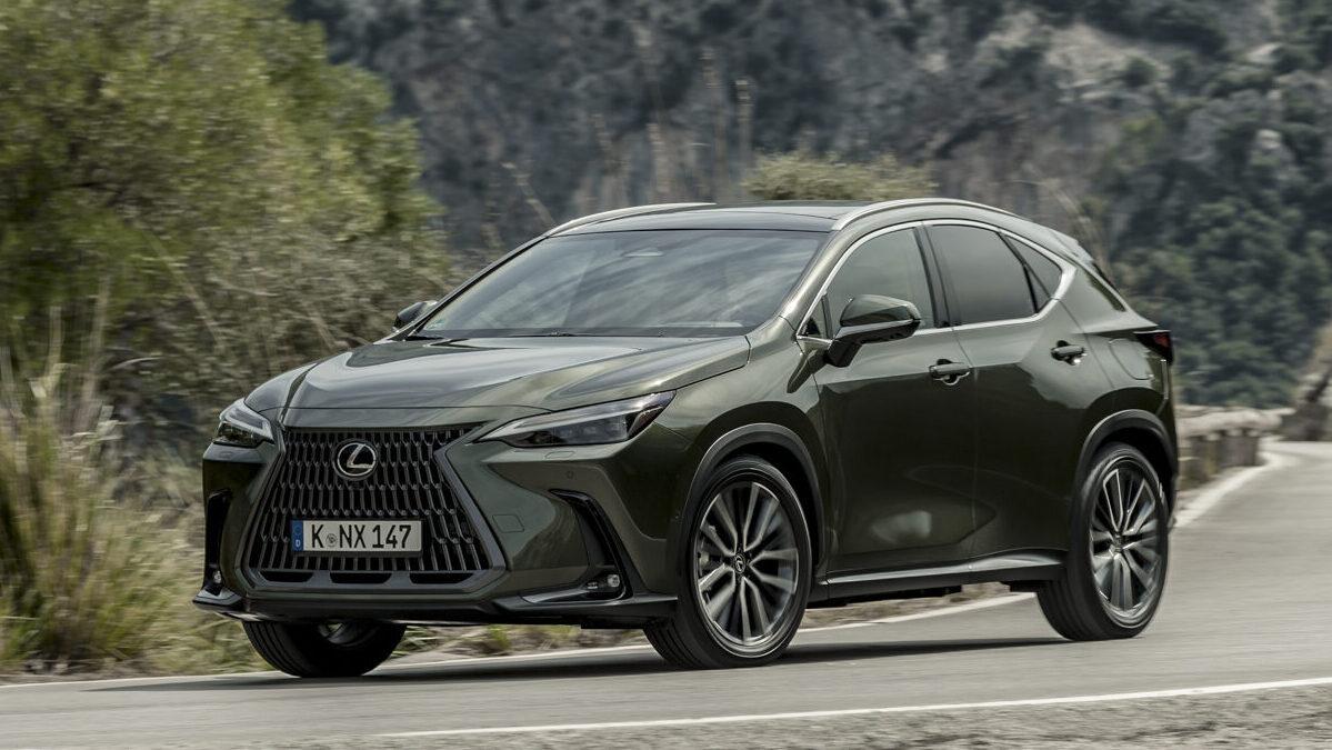 Prueba Lexus NX 350h 2021: un SUV refinado