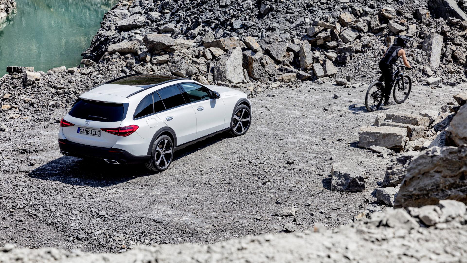 Nuevo Mercedes-Benz Clase C All-Terrain 2022: precios y equipamientos para España