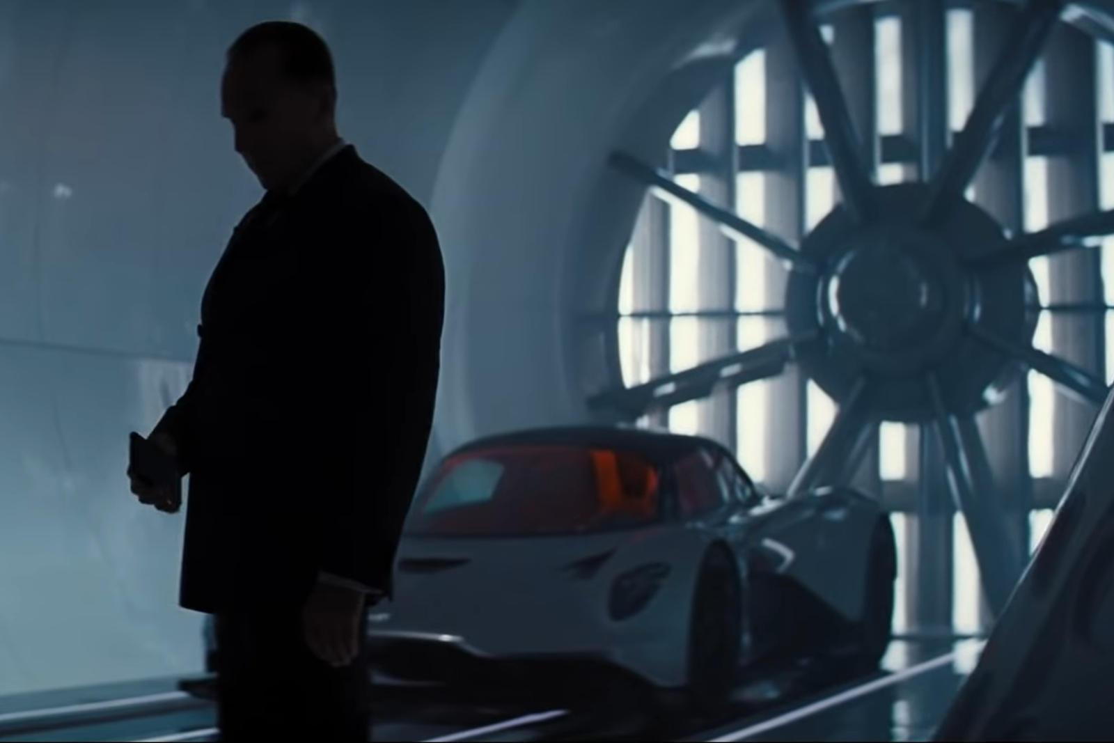 Aston Martin Valhalla 007