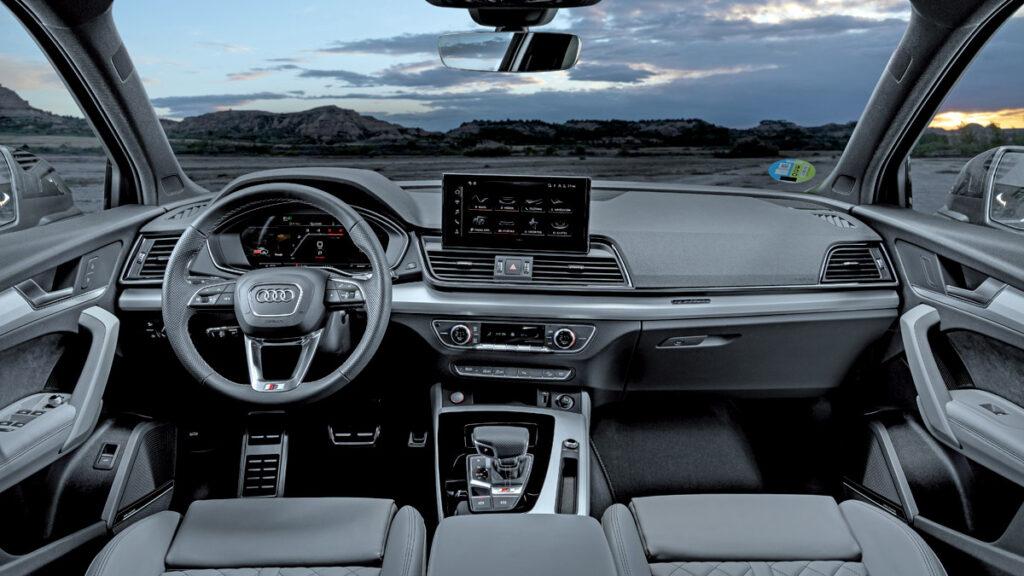 Audi SQ5 Sportback interior
