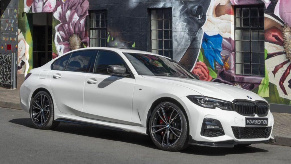 BMW Serie 3 Mzansi