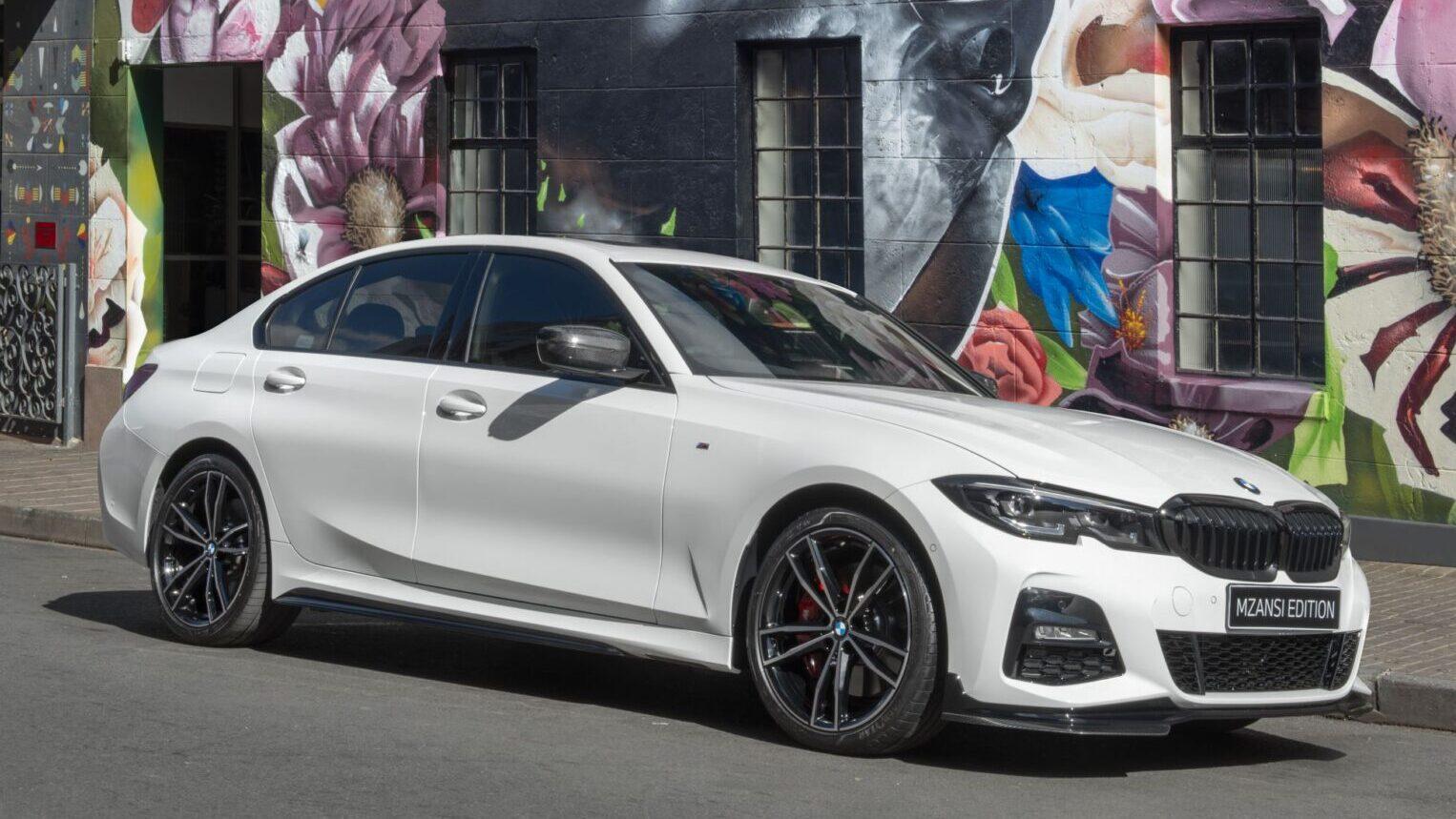 Nuevo BMW Serie 3 Mzansi Edition: deportividad para el día a día