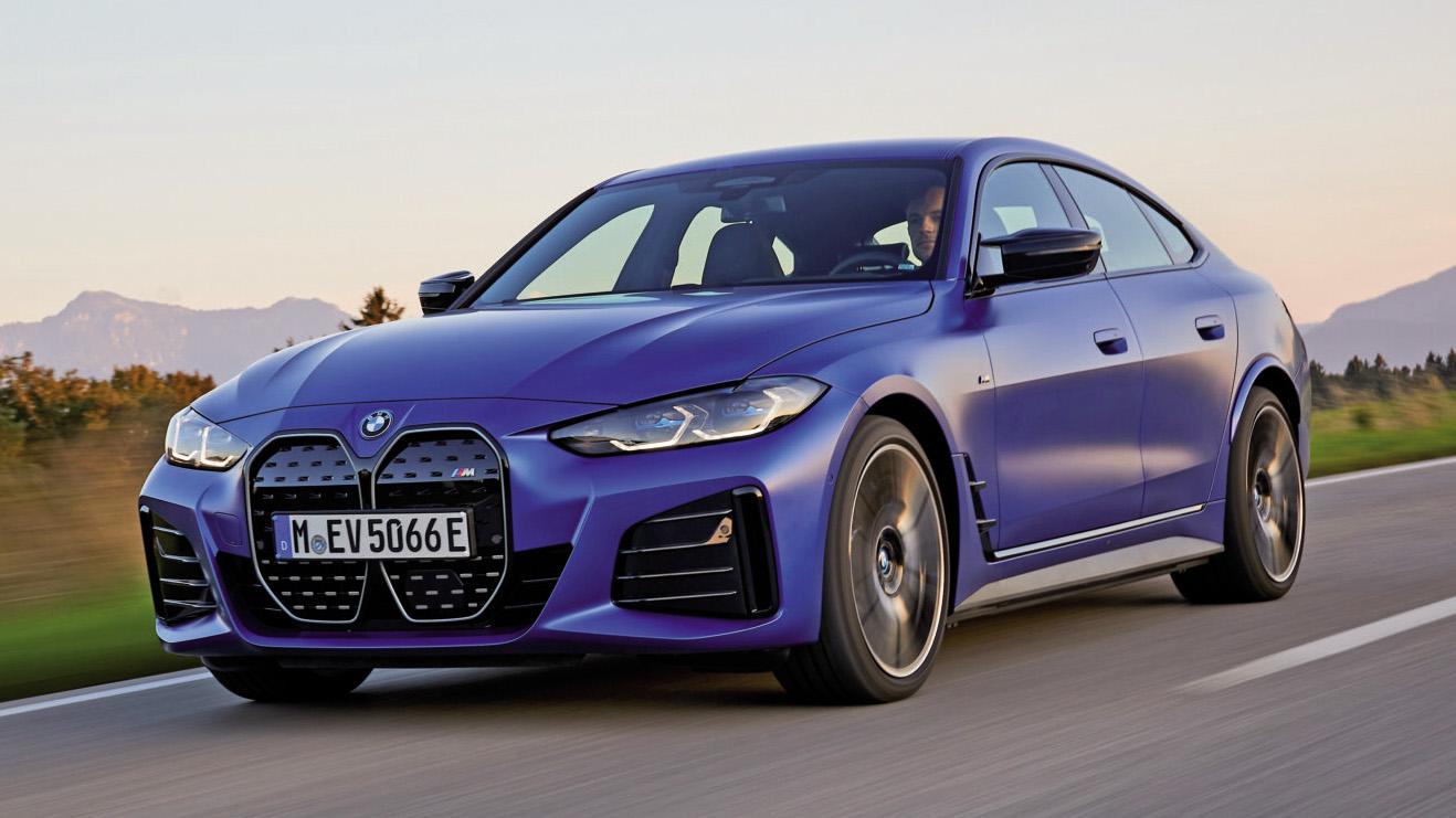 Primera prueba BMW i4 M50: el primer M eléctrico