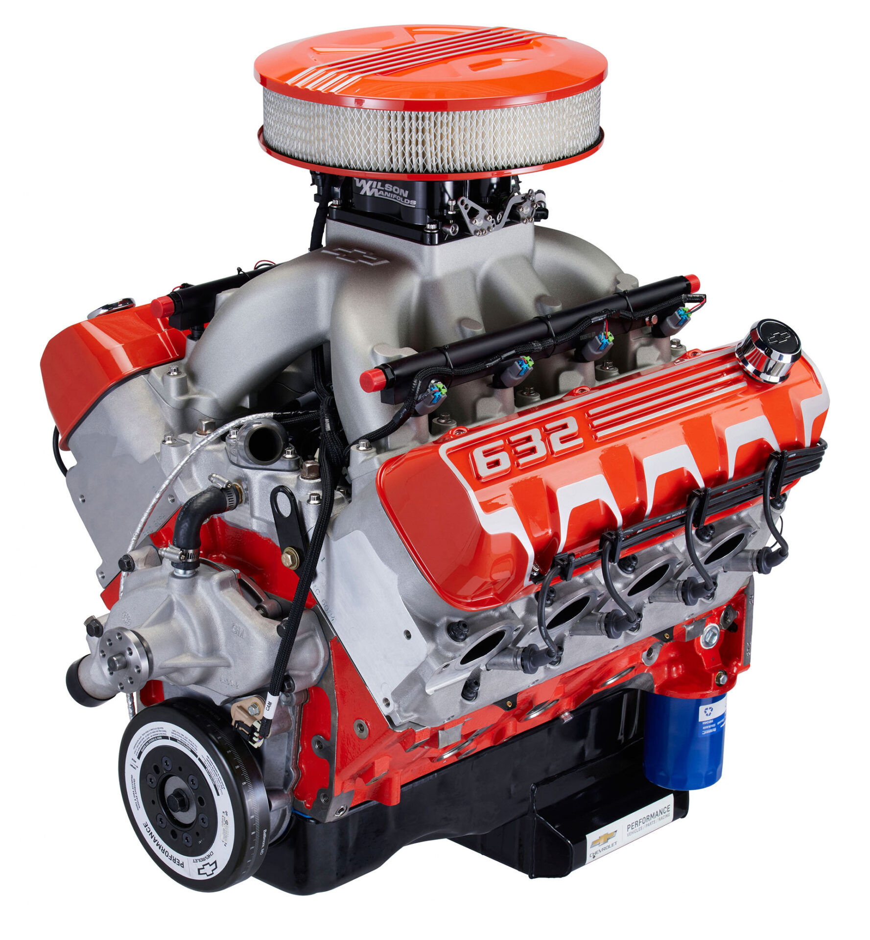 Chevrolet presenta su motor más potente hasta la fecha: más de 1.000 CV de músculo estadounidense