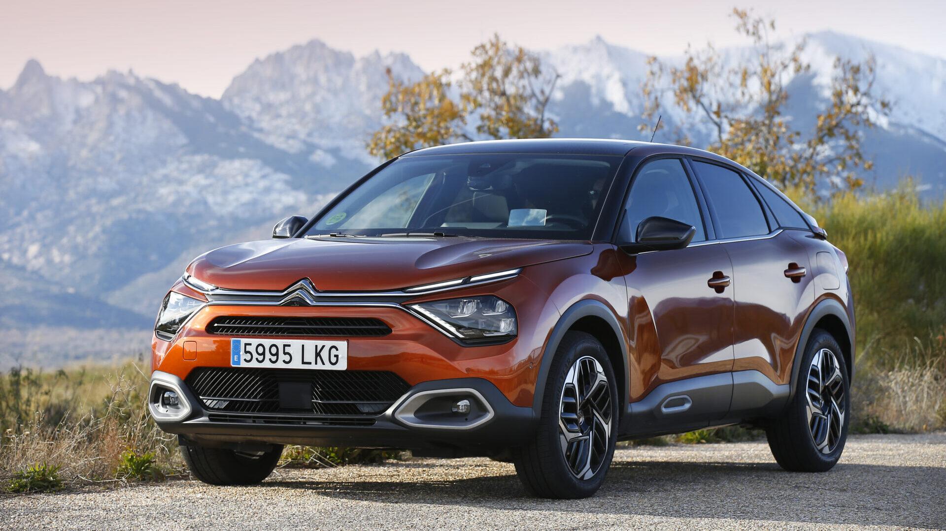 El nuevo Citroën C4 2021 en oferta por 165 euros al mes
