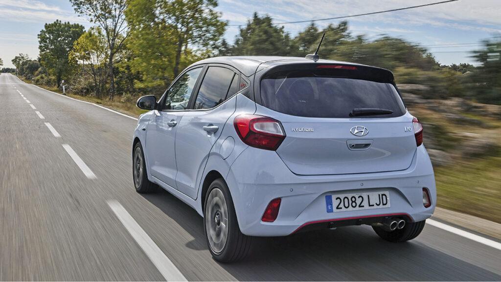 Hyundai i10 N