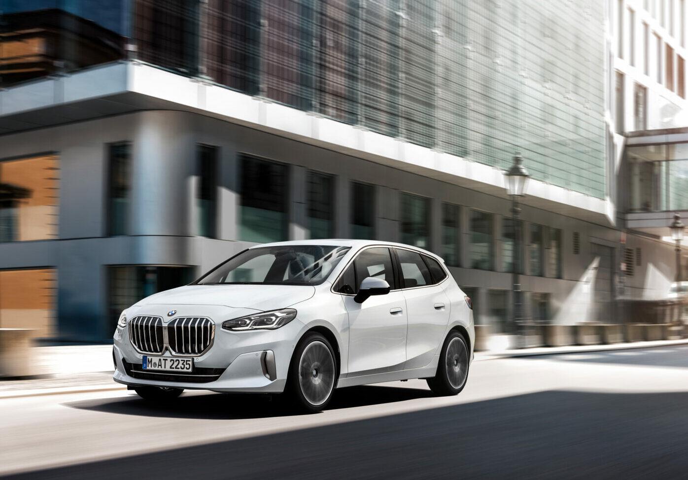 Nuevo BMW Serie 2 Active Tourer: más moderno, tecnológico y con nuevas versiones híbridas enchufables