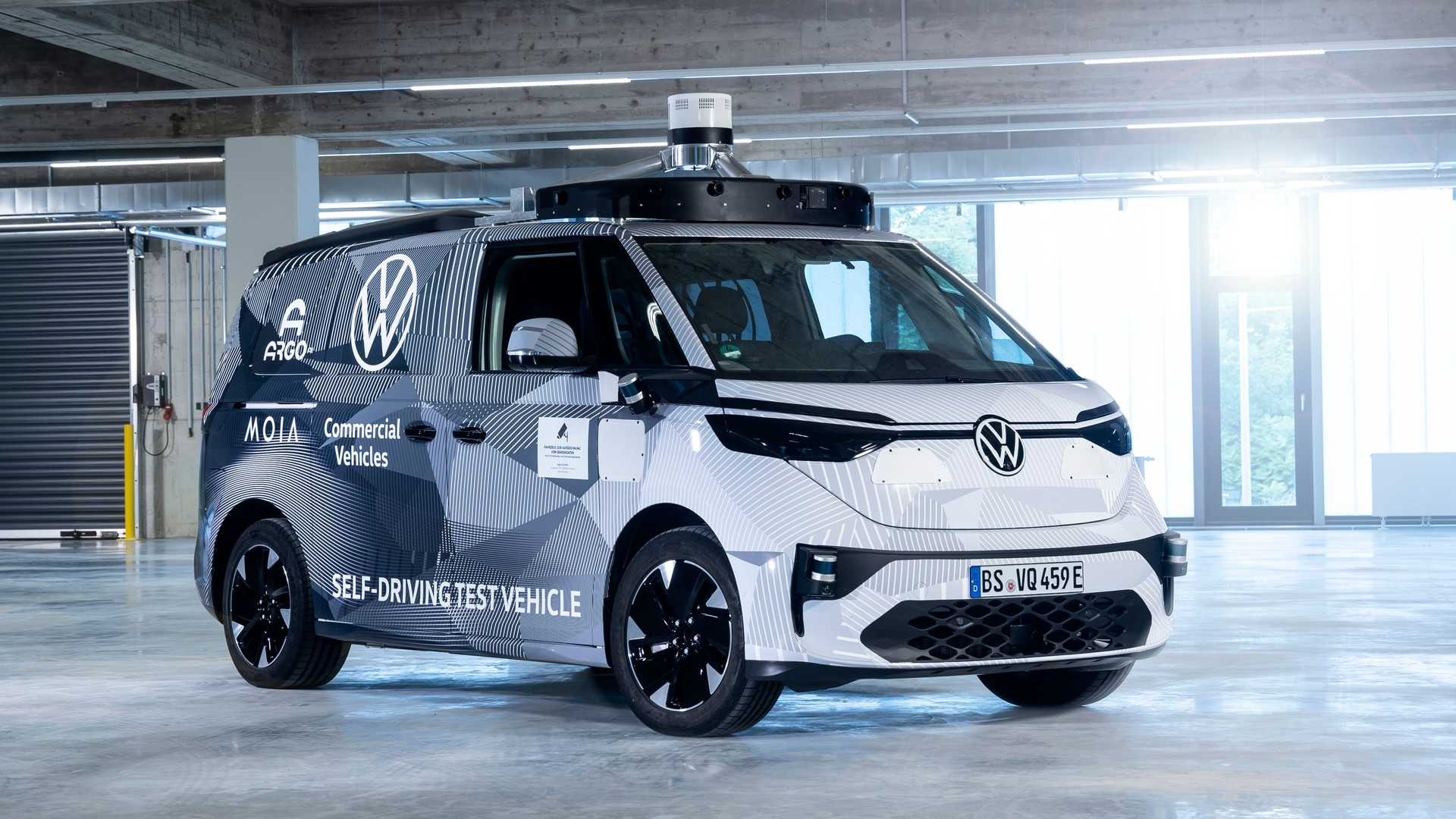 Volkswagen ID. BUZZ AD